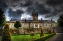 Royal Hospital, Kilmainham, museums, IMOMA, Dublin, hdr, Ireland, Irish Museum Of Modern Art, old buildings, architecture