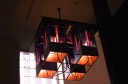 Mackintosh Chandelier - House For An Art Lover, Glasgow