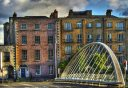 James Joyce Bridge - Dublin