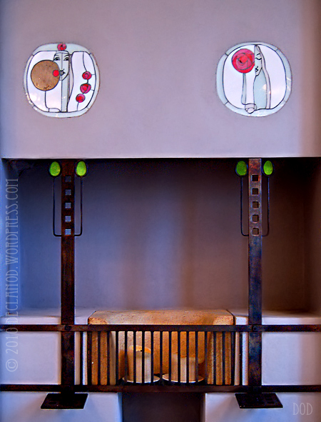 art architecture Charles Rennie Mackintosh designs Scotland