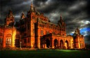 Kelvingrove Museum and Art Gallery, Glasgow, Scotland.