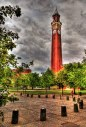 Clock Tower at University Of Birmingham, England.
