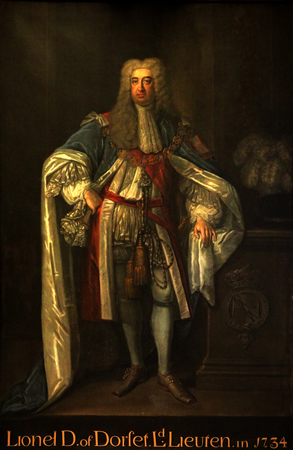 Lionel Sackville - 1st Duke of Dorset