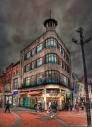 Iconic building - Grafton Street Dublin