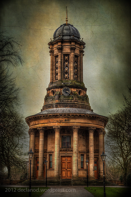 United Reformed Church - Saltaire, Bradford, Yorkshire