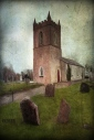 St Columba's Church Of Ireland at Colpe near Drogheda, Ireland - built in 1809