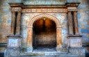 Wadham College - Great Hall Entrance