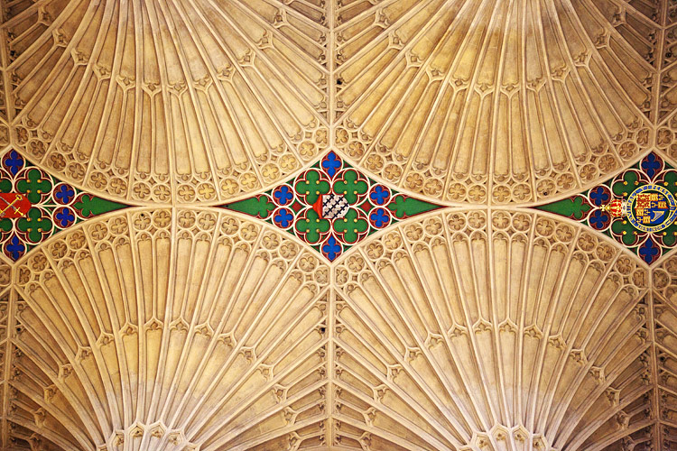 fan vaulting vault architecture ceiling decoration bath abbey cathedral buildings UK England